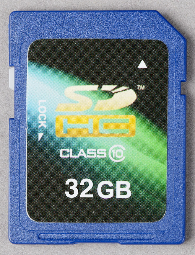SD card 32Gb