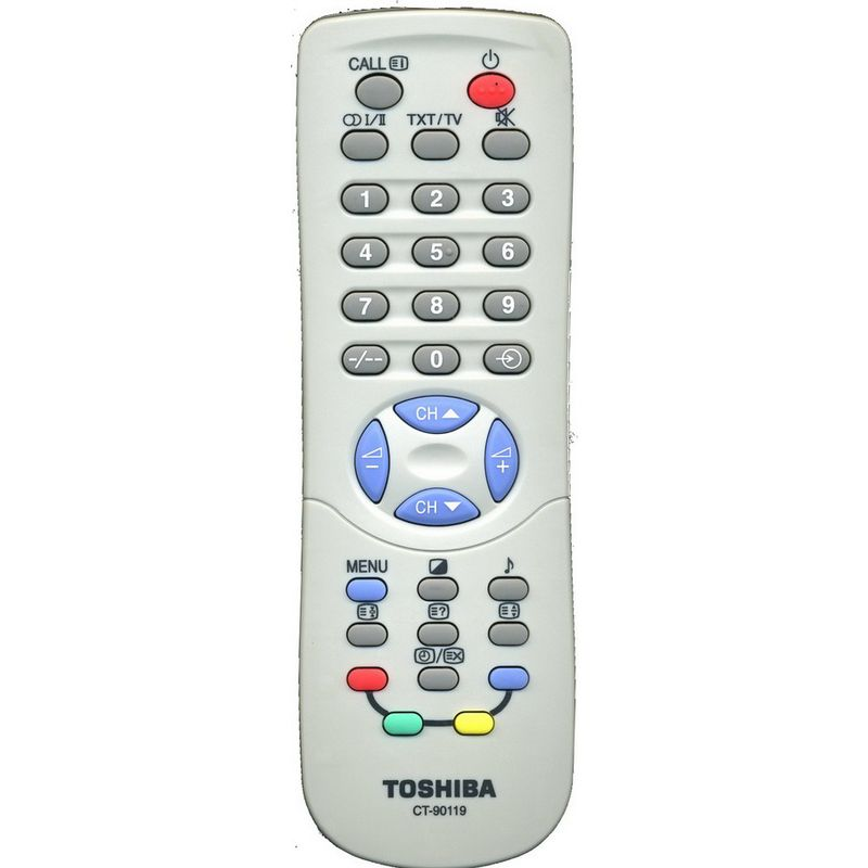 TOSHIBA  CT90119 pultas TV